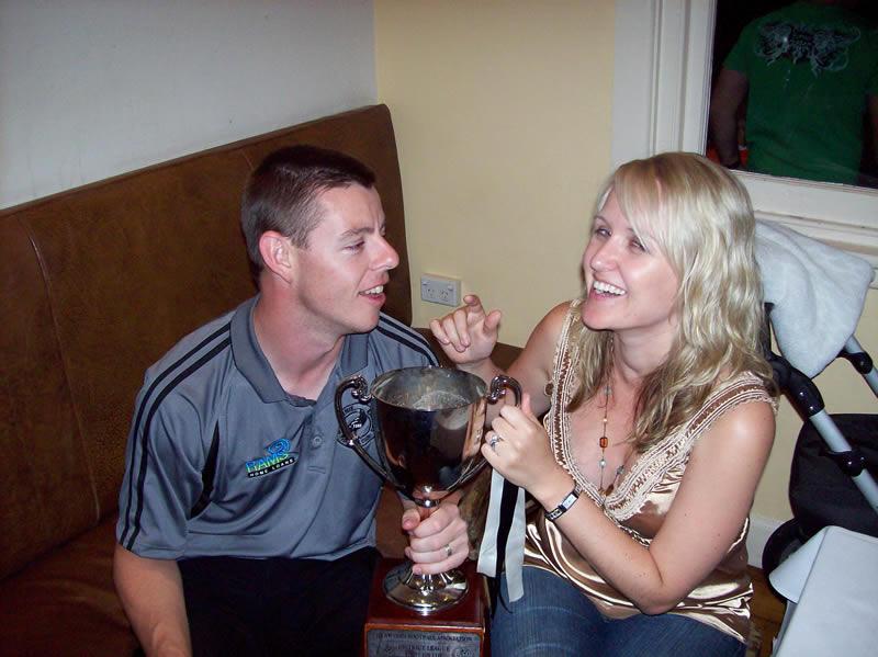 Aaron & Laura