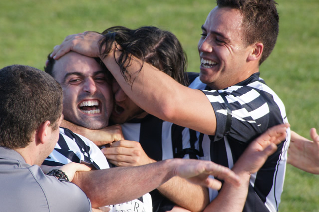 BRFC v Shoalhaven - Vic Costabile Celebration