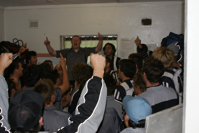 League Champions - In The Sheds