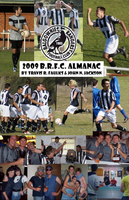 2009 Almanac Front Cover